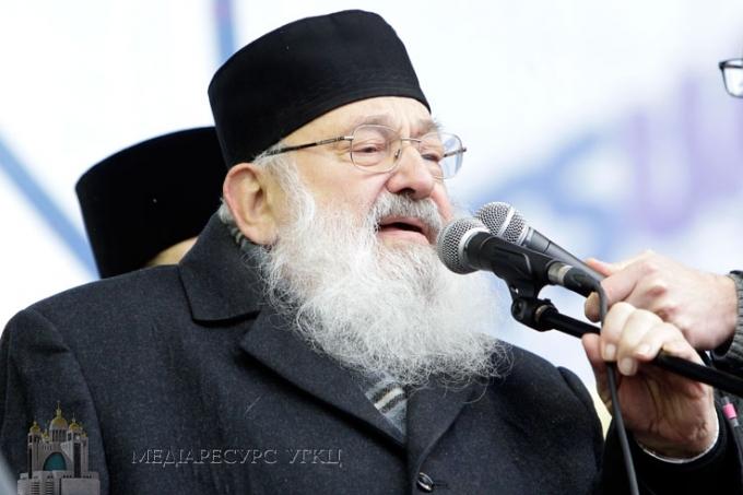 Один із проспектів Києва хочуть назвати іменем Блаженнішого Любомира Гузара