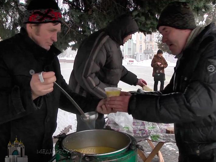 У спільноті «Наша хата» бездомним допомагають знайти Бога і почуватися людьми