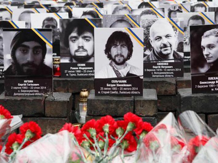 «В обличчях Героїв Небесної сотні розпізнаємо душу українського народу», – владика Богдан Дзюрах