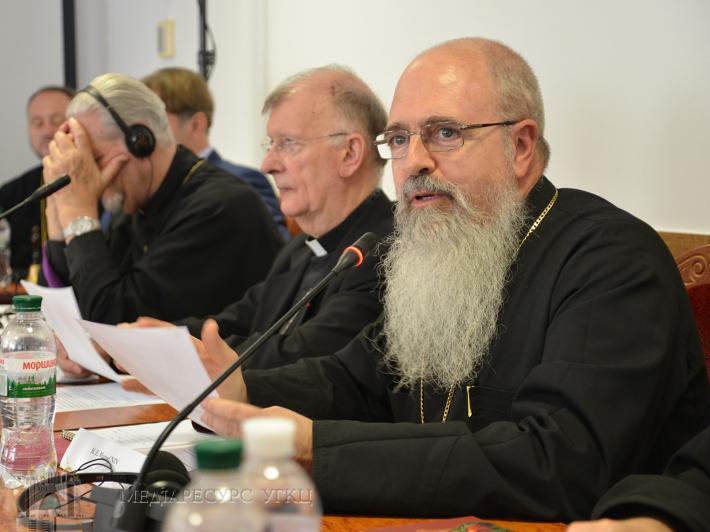 «Українці у Греції активно представляють свою культуру і належність до своєї Церкви», – владика Мануель (Нін)