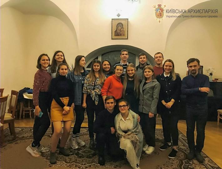 Відбувся загальний збір Товариства українських студентів-католиків «Обнова-Київ»