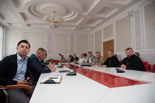 У Тернополі відбулася зустріч організаційного комітету Х Всеукраїнського військового паломництва до Зарваниці