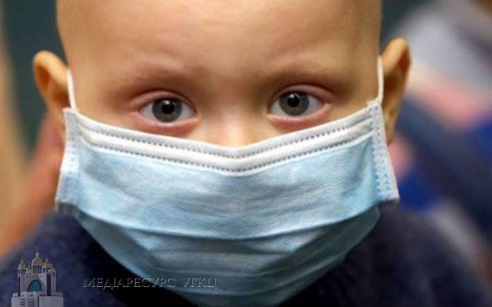 «Чому Ісус не може мене зцілити?» − запитала священика хвора на рак шестирічна дівчинка