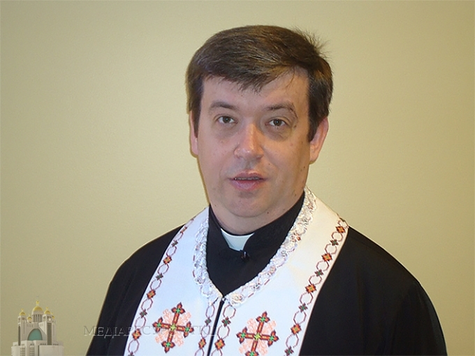 Date of Episcopal Ordination of Bishop-Elect Andriy Rabiy Announced