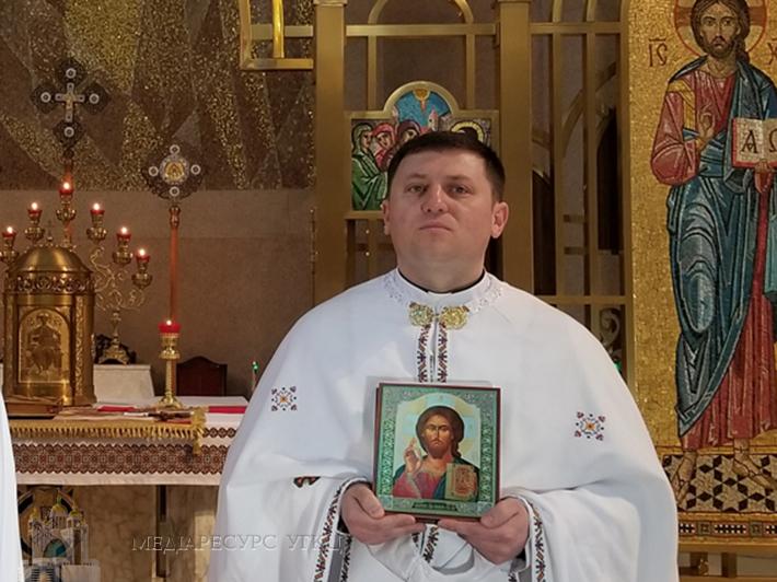 Єпископська хіротонія отця Миколи Бичка відбудеться у Львові