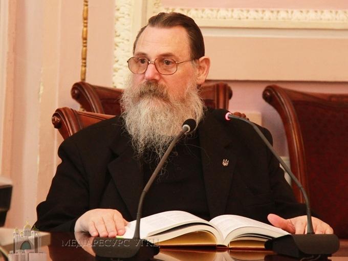 Отець Рафаїл Турконяк: «Переклад Острозької Біблії тривав 30 років»
