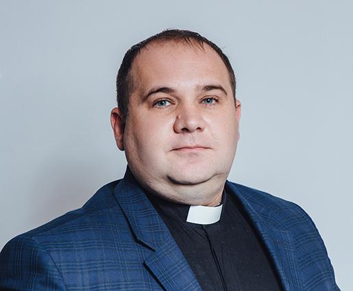«Соціальне служіння для блага ближнього має бути вкоріненим в життя кожного християнина», - о. Сергій Триф'як