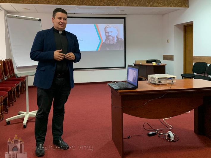 Патріарший економ зустрівся з активними священниками, з якими говорили про перспективи розвитку соціального підприємництва