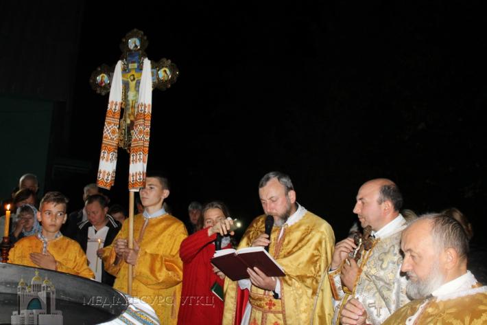У Луцьку відбулася Друга всеукраїнська молитовна проща за узалежнених