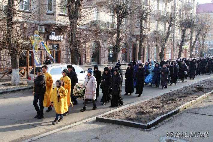 У лютому відбудеться проща монашества УГКЦ до Вінниці