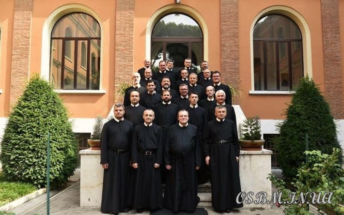 Завершилася зустрічі протоігуменів та провінційних економів  Василіанського чину святого Йосафата в Римі