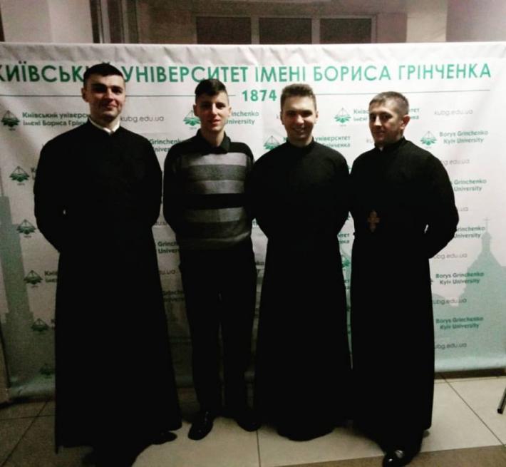 Семінаристи КТДС зайняли ІІІ місце у VI всеукраїнському історичному турнірі з історії між вищими навчальними закладами України