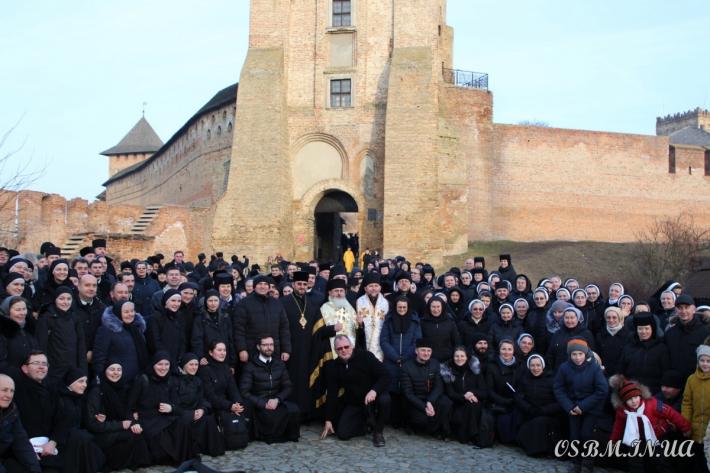 У Луцьку відбулася проща монашества УГКЦ