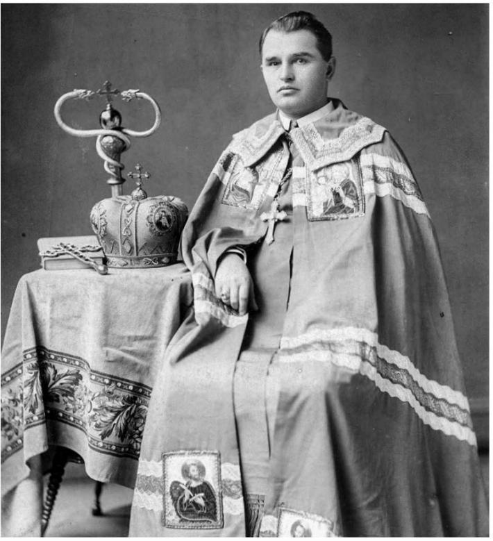 Таємниці смерті першого єпископа УГКЦ в Америці Сотера Ортинського