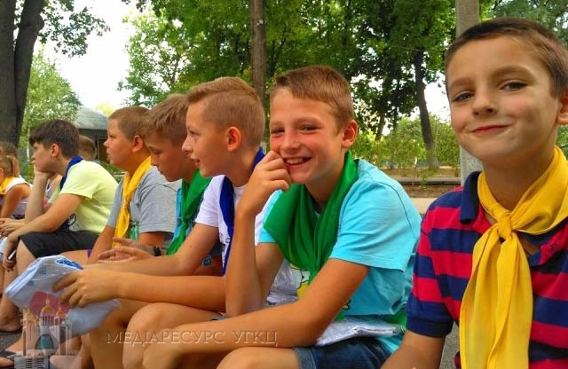 На Полтавщині закінчився духовно-екологічний табір для молодих греко-католиків «Дороговказ»