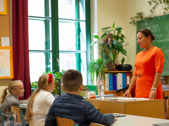 У Будапешті розпочалося навчання в церковній Рідній школі