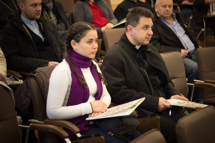 У Львівській духовній семінарії Святого Духа провели всеукраїнський форум «Соціальне служіння громади»