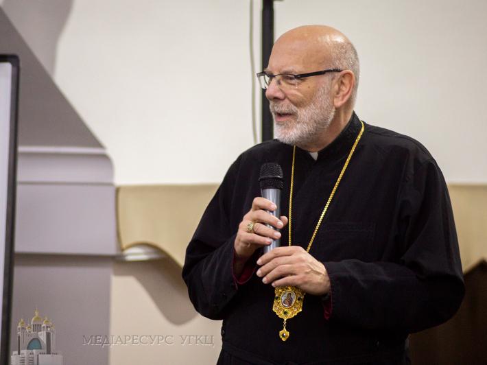 Владика Кен Новаківський розповів про підсумки першої Генеральної асамблеї Душпастирської ради