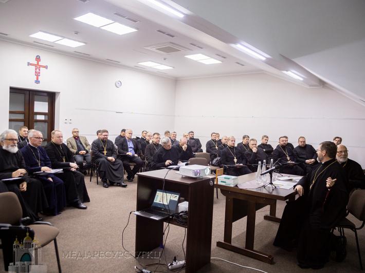 Тридцять сім душпастирів з усього світу стали радниками Душпастирської ради УГКЦ