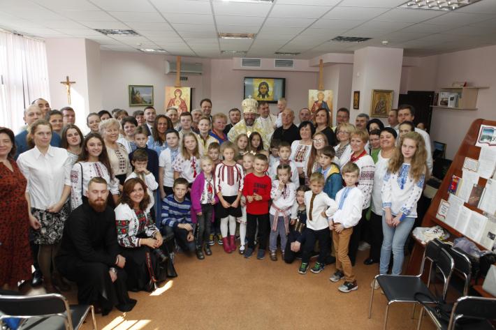 «Перебуваючи в Україні, чи в Австралії, чи в Південній Африці, ти завжди є сином або донькою своєї Церкви, а Церква є завжди з тобою», – Глава УГКЦ