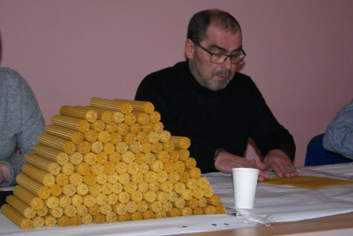В Івано-Франківській архиєпархії стартувала екосоціальна акція «Зігрій вбогого світлом стрітенської свічки»
