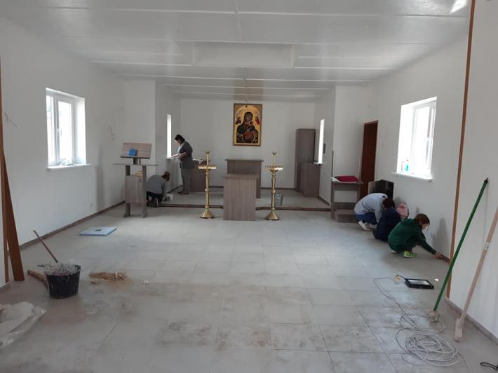 На Дніпропетровщині готують до освячення каплицю Матері Божої Неустанної Помочі