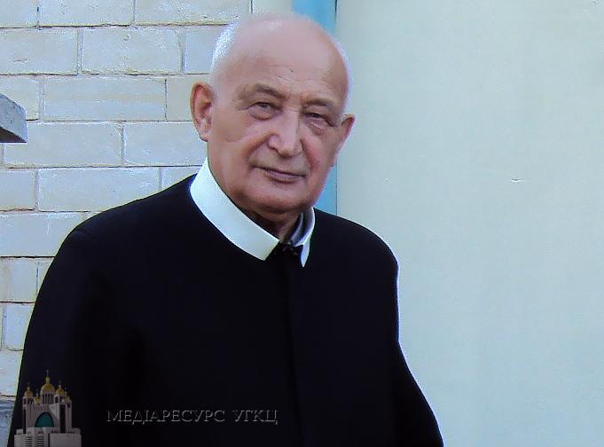 Священнослужитель із підпілля о. Володимир Палчинський: «Завжди пам'ятати, що над нами – Бог»