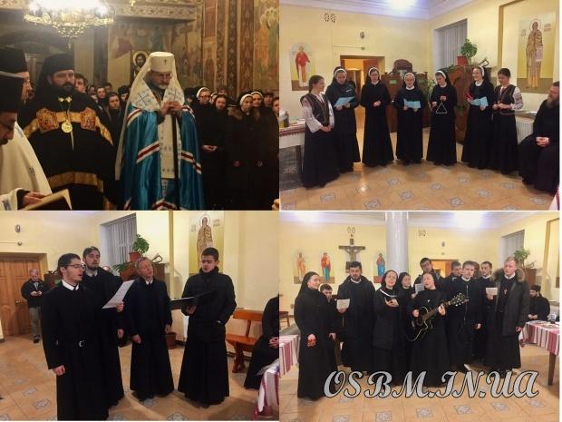 З нагоди дня богопосвячених осіб відбулася зустріч монашества Львівської митрополії