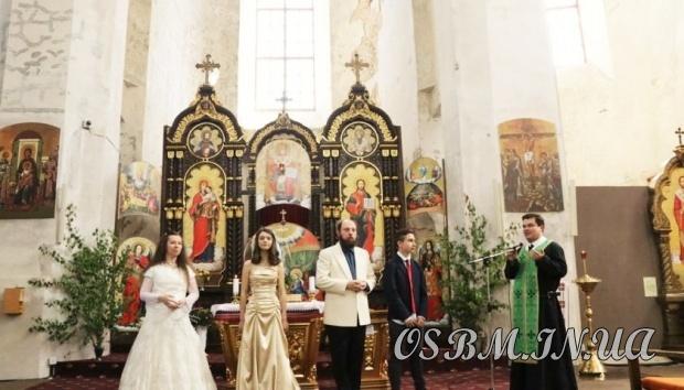 У василіанському храмі Пресвятої Трійці м. Вільнюса відсвяткували храмовий празник