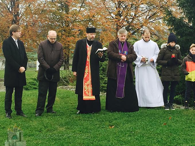В Австрії поляки й українці молилися за прощення та вшанували загиблих