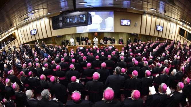 Делегат від Глави УГКЦ владика Діонісій (Ляхович) бере участь у 70-й Генеральній асамблеї Єпископської Конференції Італії