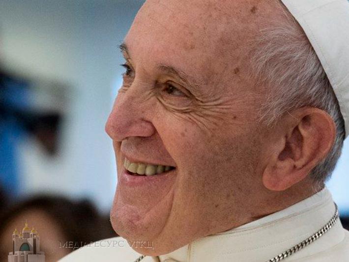 Папа: «Християнинові без почуття гумору чогось не вистачає»