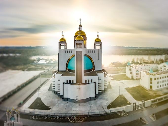 Розпорядок богослужінь на Страсний тиждень і Великдень у Патріаршому соборі Воскресіння Христового
