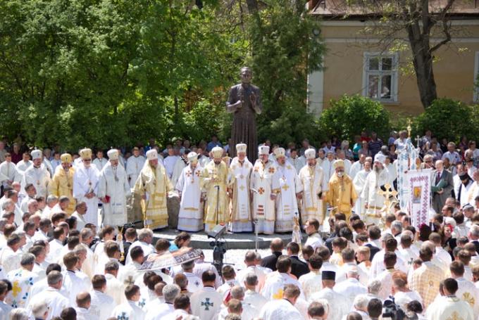 Блаженніший Святослав запрошує духовенство УГКЦ взяти участь у ювілейній прощі до Перемишлян