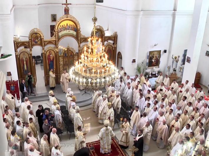 Блаженніший Святослав у Перемишлянах: «Моліться за священиків, бо їм важливо відчути любов та підтримку мирян»