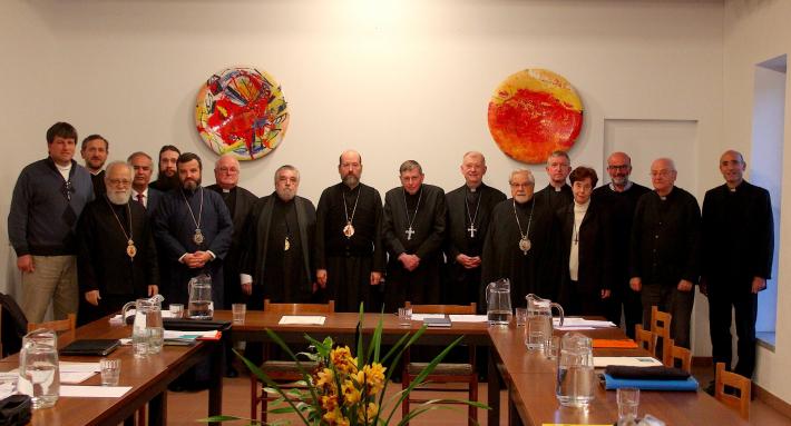 В Бозе засідала Міжнародна змішана комісія з богословського діалогу між Римо-Католицькою та Православною Церквами