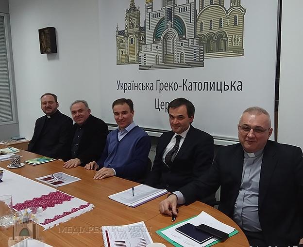Патріарша курія УГКЦ підписала пенсійний контракт з НПФ «Покрова»