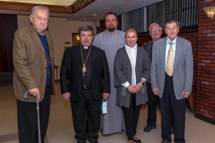 Про святого Івана Павла ІІ і патріарха Йосифа Сліпого говорили у Філадельфії