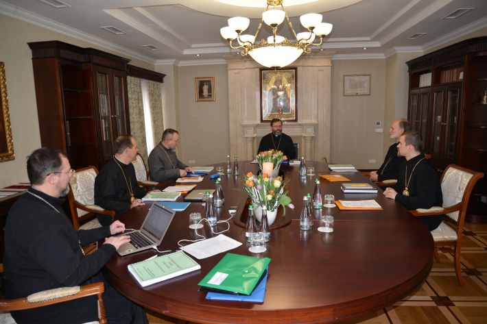 У Києві проходять засідання Постійного Синоду УГКЦ