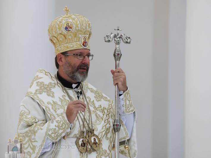 Проповідь Блаженнішого Святослава, Отця і Глави УГКЦ, в 11-ту неділю по Зісланні Святого Духа