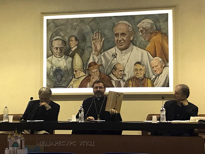 «У сучасній Європі знову відроджуються національні егоїзми», − Глава УГКЦ на прес-конференції у Ватикані