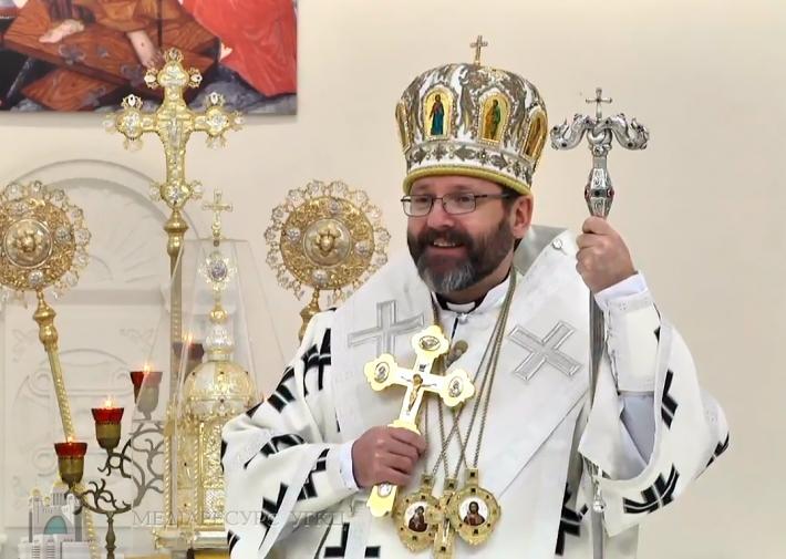 Проповідь Блаженнішого Святослава у неділю перед Богоявленням