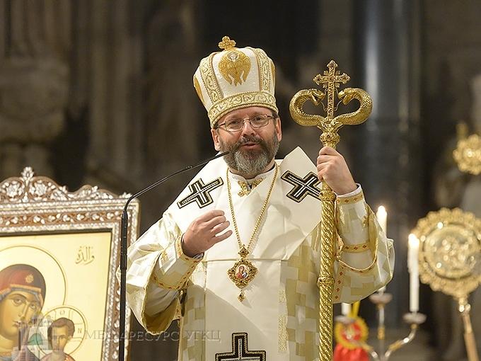 Глава УГКЦ у Лондоні: «Україна − це «житниця» Європи, яка має засіяти Західну Європу словом Христового Євангелія»