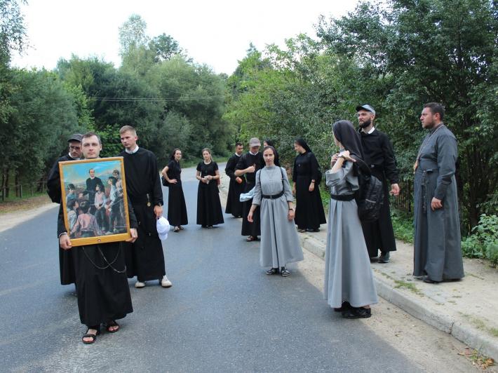 Відбулася монаша проща редемптористів до Кохавина