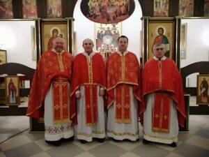 У Луцькому монастирі святого Василія Великого представили нового ігумена