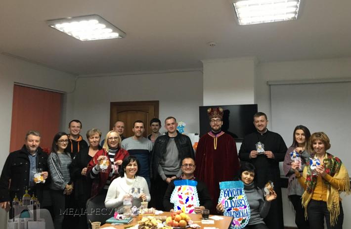 У Дрогобичі відбулися передріздвяні реколекції для прочан, координаторів пішої прощі «Самбір-Зарваниця»