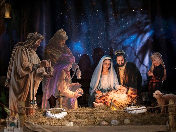 Розклад трансляцій різдвяних богослужінь з Патріаршого собору Воскресіння Христового