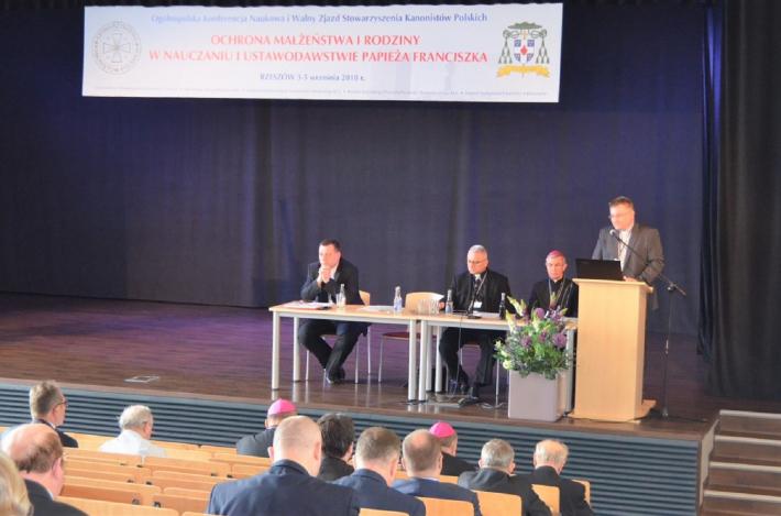 Участь українських каноністів у Міжнародній конференції у Ряшеві (Польща)