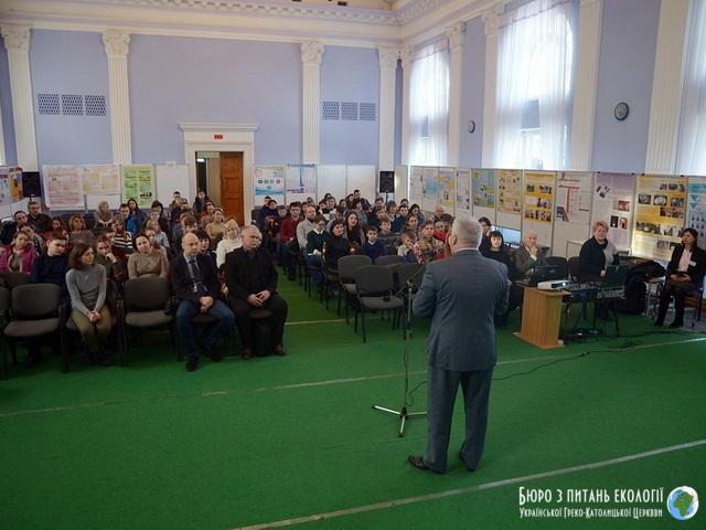 Бюро УГКЦ з питань екології підтримало проведення конкурсу «Енергія і середовище»