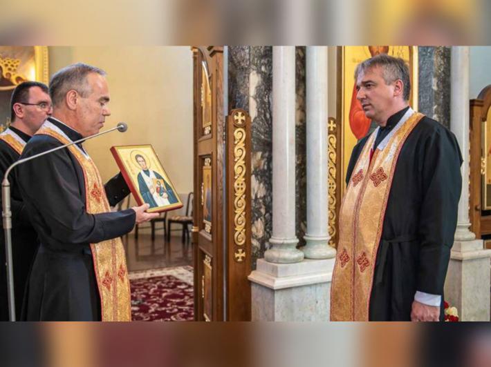 У Львові відбулося впровадження в уряд нового провінційного настоятеля Згромадження салезіан УГКЦ